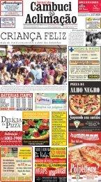 Edição 1201 - Jornal do Cambuci & Aclimação