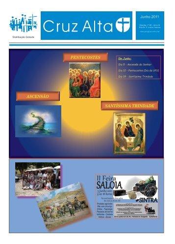 Edição nº 85-Junho 2011 - Unidade Pastoral de Sintra