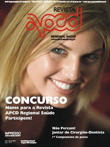 Revista 4 - APCD da Saúde