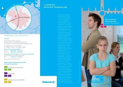 Flyer als PDF-Dokument downloaden - Rostocker Stadtmission eV
