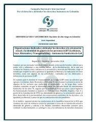 Caso 3 LGBT - Santamaría Fundación de Cali - ABColombia