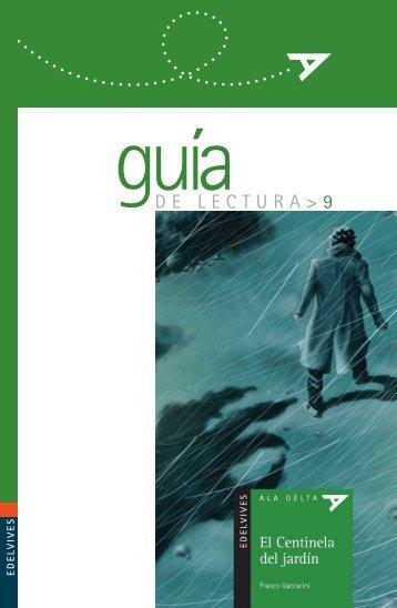 guíaDE LECTURA > 9 - Edelvives
