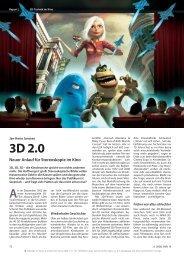 3D-Technik im Kino - Ostsee-Welten 5D