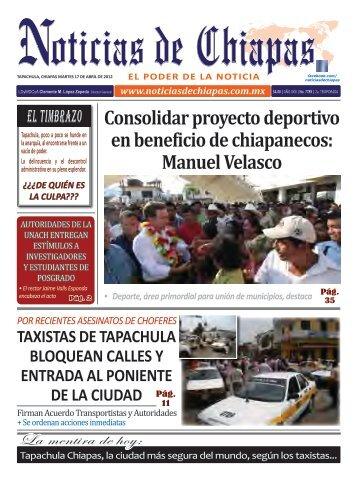 Consolidar proyecto deportivo en beneficio de chiapanecos: Manuel ...