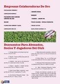Club Rugby La Vila - VRAC Quesos Entrepinares - Página web del ... - Page 6