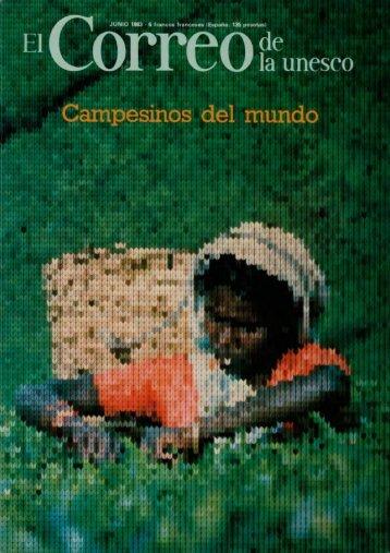 Campesinos del mundo; The UNESCO Courier ... - unesdoc - Unesco
