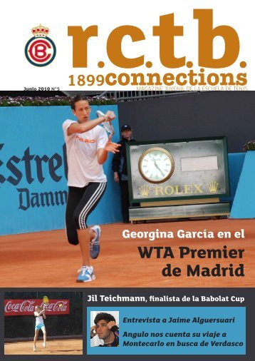 1899connections - Real Club de Tenis Barcelona