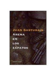 Sasturain, Juan – Detective Etchenike 02 – Arena en los zapatos