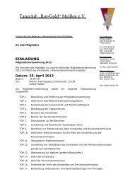 Download der Einladung als pdf-Dokumen - TC Rot-Gold Meissen