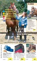 Treadstone Pferdedecken - Reitsport Amesbichler