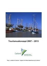 Tourismuskonzept 2007 – 2013 - Samtgemeinde Am Dobrock