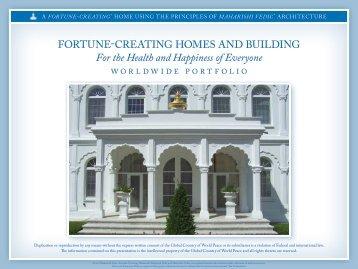 Two-Story Mansions - Maharishi Vastu Architecture
