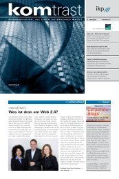 Was ist dran am Web 2.0?