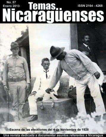 No. 57 - Revista de Temas Nicaragüenses
