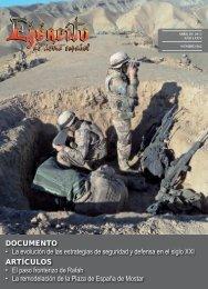 Revista Ejército nº 865 (abril 2013) - Ejército de tierra - Ministerio de ...