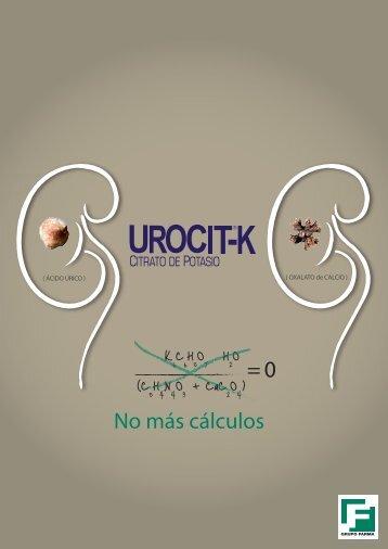 Citrato y calculos renales - Calculos Renales Ecuador. No Mas ...