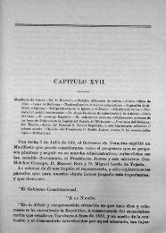 Capítulo XVII - Bicentenario