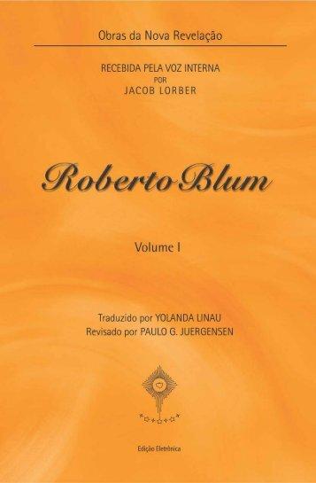 Roberto Blum - União Neo-Teosófica