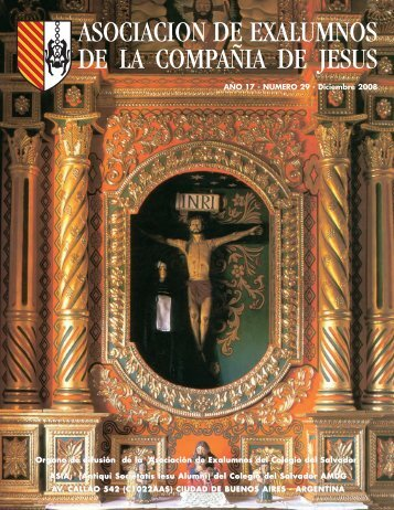 Salvador dic2007 - Colegio del Salvador