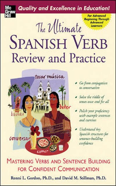 The Ultimate Spanish Verb And Sentence Building Book Hillcrest