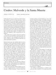 Credos: Malverde y la Santa Muerte - Este País