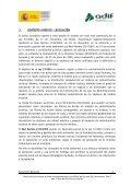 PLANES DE ACCIÓN CONTRA EL RUIDO ... - Adif - Page 6
