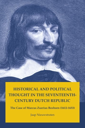 historical and political thought in the seventeenth - RePub - Erasmus ...