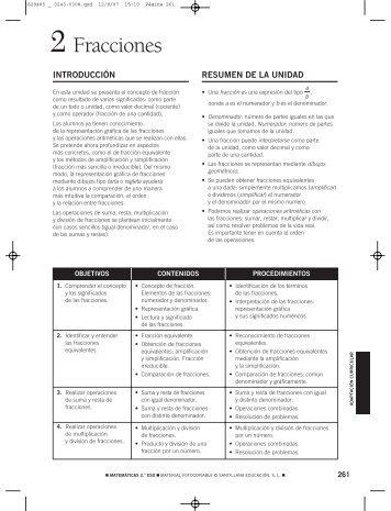 2-Fracciones - IES Profesor Juan Bautista