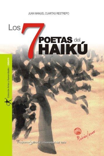 Los 7 poetas del Haikú.pmd - Dirección de Nuevas Tecnologías y ...
