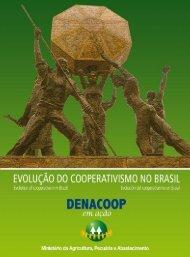 Evolução do Cooperativismo no Brasil - Ministério da Agricultura ...