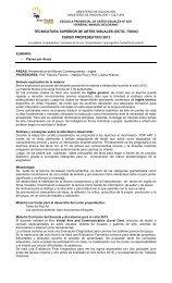 Cuadernillo Propedéutico - Escuela de Artes Visuales de Rosario