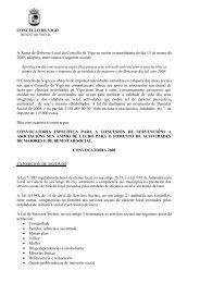 CONCELLO DE VIGO A Xunta de Goberno Local do Concello de ...
