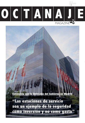01 Portada - OCTANAJE Magazine