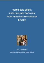Compendio Sobre Prestaciones Sociales Para ... - Seguridad Social