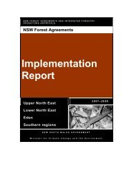 Progress Report 2007-2008 - Department of Environment and ...