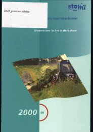 rapport 2000-09 - Stowa