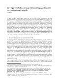 over gewichten en tegengewichten in een constitutioneel netwerk - Page 2