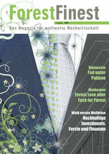 ForestFinest 1/2009
