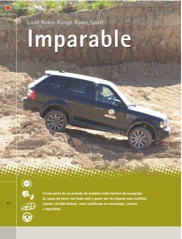 Analisis Range Rover.qxd - Cesvi