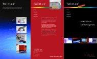 professionelle Lichthärtesysteme - Invicon Chemical Solutions Gmbh