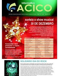 Dezembro informativo Acico.cdr
