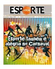 São Sebastião - Ilhabela - Jornal Esporte Local