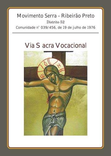 Livreto Via Sacra.cdr - Movimento Serra do Brasil