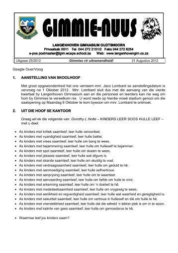 GIMMIE NUUS UITGAWE (25) 31 Augustus 2012.pdf