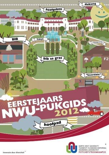 ontvangs- en bekendstellingsprogram - Potchefstroom University