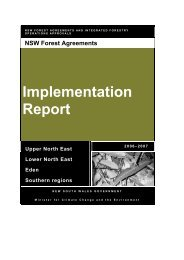 Progress Report 2006-2007 - Department of Environment and ...