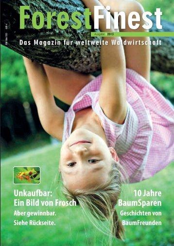 ForestFinest 1/2013