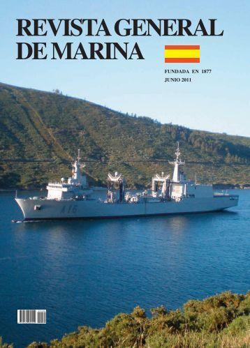 revista general de marina - Portal de Cultura de Defensa - Ministerio ...