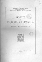 FILOLOGIAESPANOLA - Institut d'Estudis Catalans
