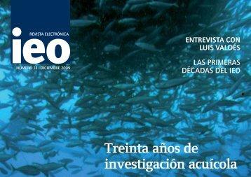 revista en pdf - El Instituto Español de Oceanografía